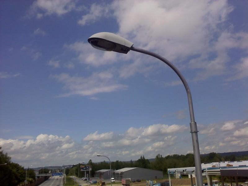 Hlášení poruch veřejného osvětlení